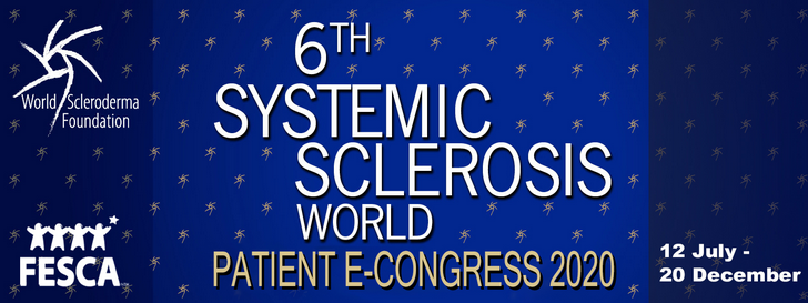 6th SYSTEMIC SCLEROSIS WORLD Patient e-Congress