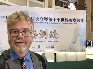 Dr. Ivan Foeldvari - 3rd China Scleroderma Congress